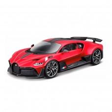 Автомодель - Bugatti Divo (червоний металік, 1:18)