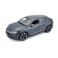 Автомодель - Lamborghini  Urus (сірий металік, 1:18)