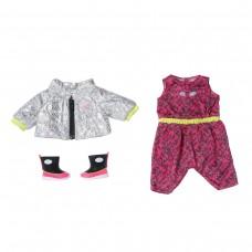 Набір одягу для ляльки BABY Born серії City Deluxe - Прогулянка на скутері