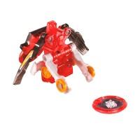 Машинка-трансформер Screechers Wild! S3 L1 - Спіралін Хантер