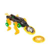 Машинка-трансформер Screechers Wild! S3 L1 - Роківульф