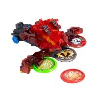Машинка-трансформер Screechers Wild! S3 L3 - Хеві Армор
