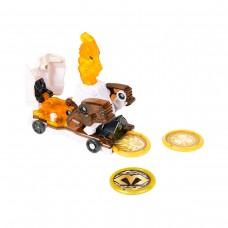 Машинка-трансформер Screechers Wild! S3 L4 - Балкі Капрікорн