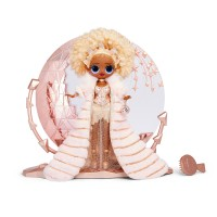 """Колекційна лялька L.O.L. Surprise!  серії O.M.G."""" - Святкова Леді 2021"""""""