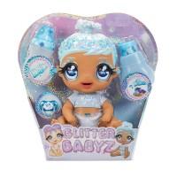 Ігровий набір з лялькою Glitter Babyz - Сніжинка