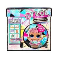 Ігровий набір з лялькою L.O.L. SURPRISE! Маленькі кімнатки- Крижаний куточок Фігуристки