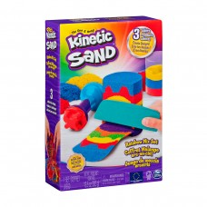 Набір піску для дитячої творчості - Kinetic Sand Веселковий мікс