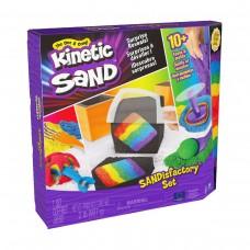Набір піску для дитячої творчості - Kinetic Sand Мегафабрика