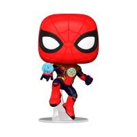 Ігрова фігурка Funko POP! - Людина-Павук (Integrated Suit)