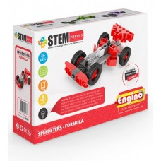 Конструктор STEM HEROES - Спортивные автомобили: формула