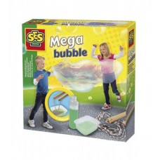 Набор для создания гигантских мыльных пузырей - МЕГА