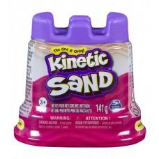 Песок для детского творчества - KINETIC SAND МИНИ КРЕПОСТЬ (розовый)