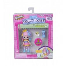 Кукла HAPPY PLACES S1 – РАДУЖНАЯ КЕЙТ