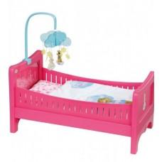 Интерактивная кроватка для куклы BABY BORN - РАДУЖНЫЕ СНЫ
