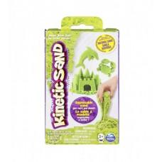Песок для детского творчества - KINETIC SAND NEON (зеленый)
