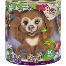 Интерактивный Медвежонок Кабби FurReal Cubby, The Curious Bear Interactive Plush Toy Hasbro
