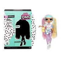 Кукла ЛОЛ Сюрприз Кендилишис ОМГ 2 волна Игровой набор L.O.L. Surprise! O.M.G. Candylicious Fashion Doll with 20 Surprises,Multicolor