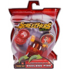 Машинка-трансформер Screechers Wild S2 L1 Эндлесс Файэр (EU684102)